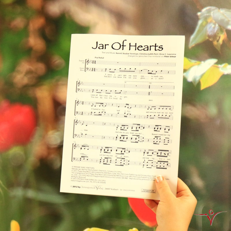 Chornoten: Jar of Hearts