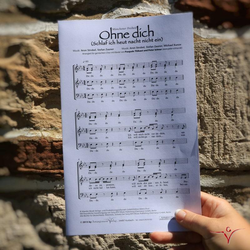 Chornoten: Ohne Dich