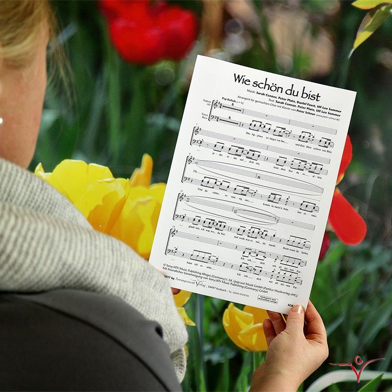 Chornoten: Wie schön du bist