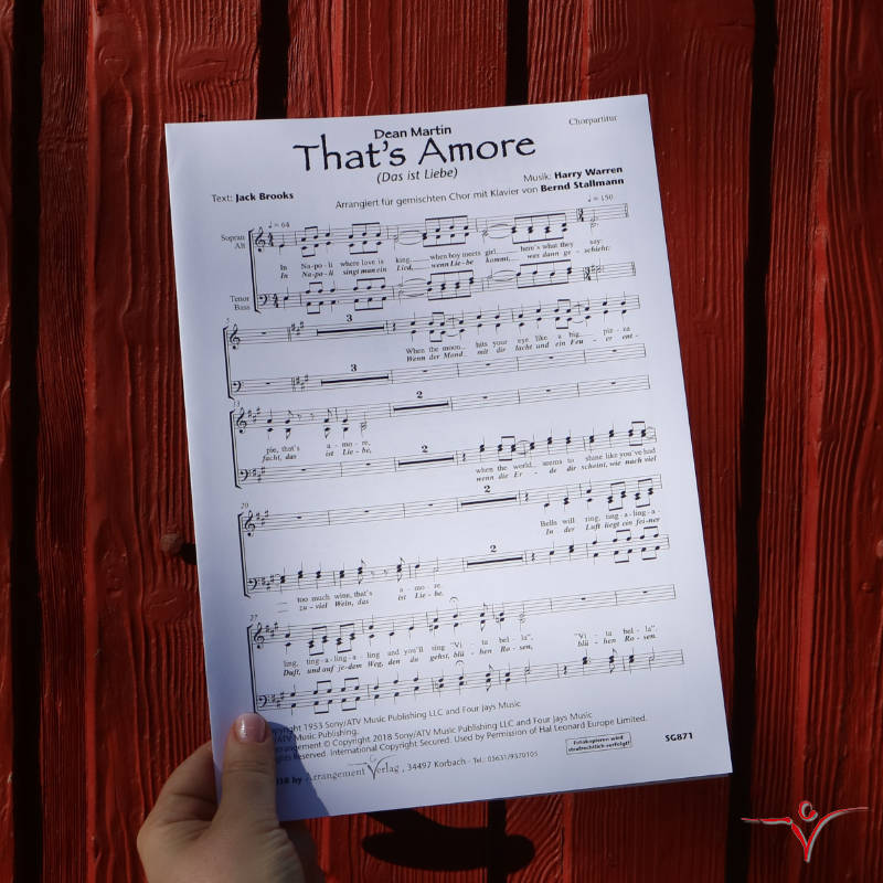 Chornoten: That's Amore