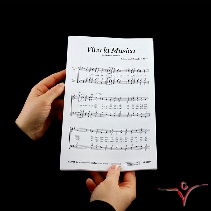 Chornoten: Viva la Musica