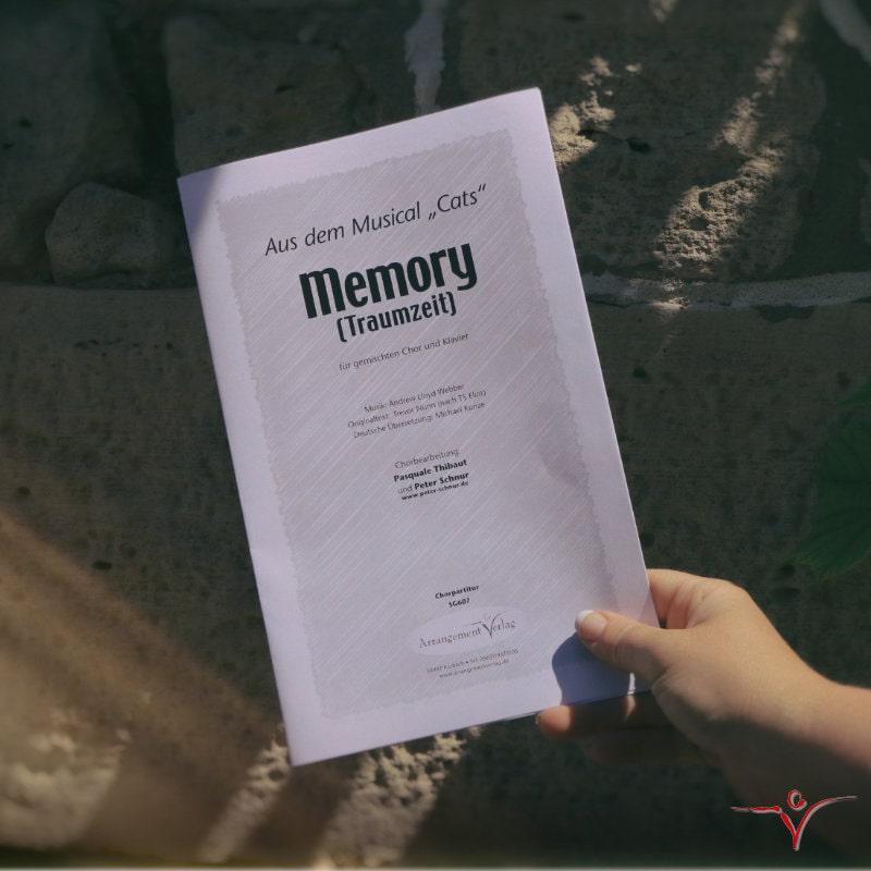 Chornoten: Memory - Traumzeit (dreistimmig)