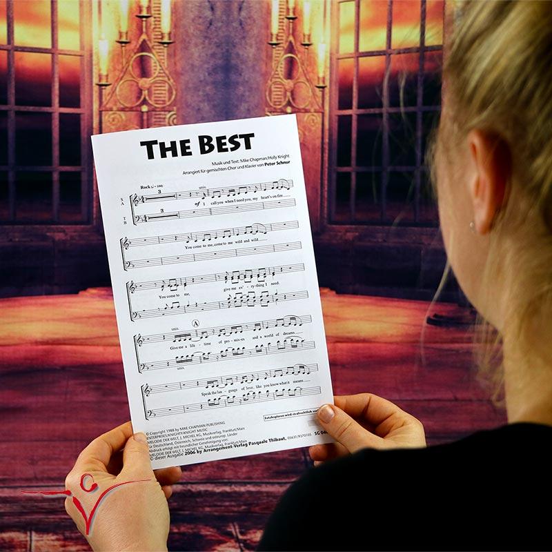 Chornoten: The Best