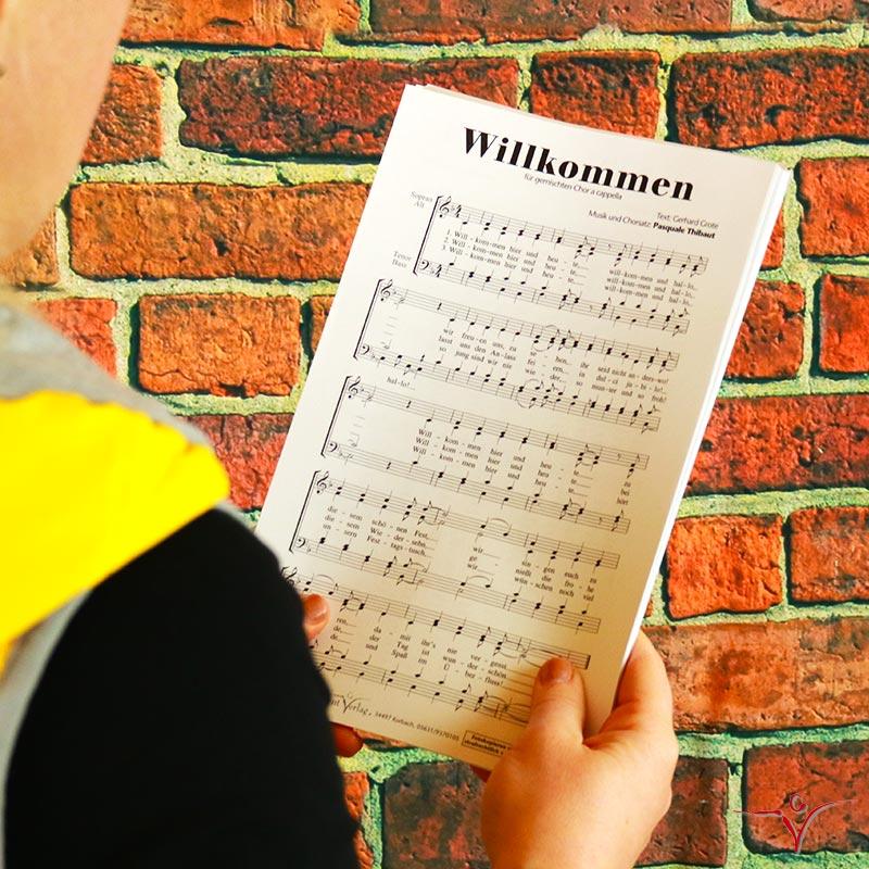 Chornoten: Willkommen
