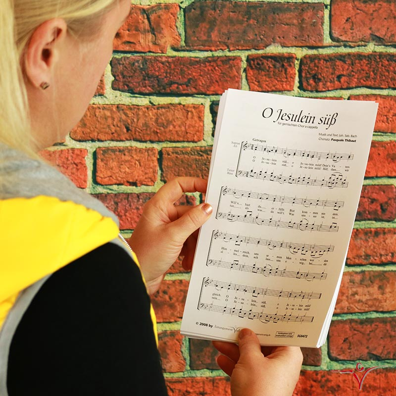 Chornoten: O Jesulein süß, o Jesulein mild