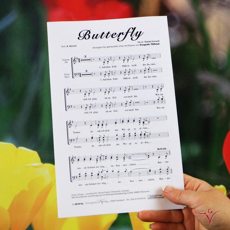 Chornoten: Butterfly