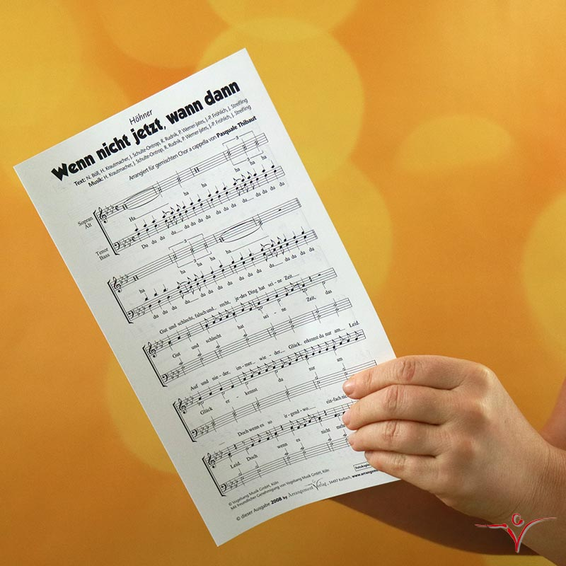 Chornoten: Wenn nicht jetzt, wann dann