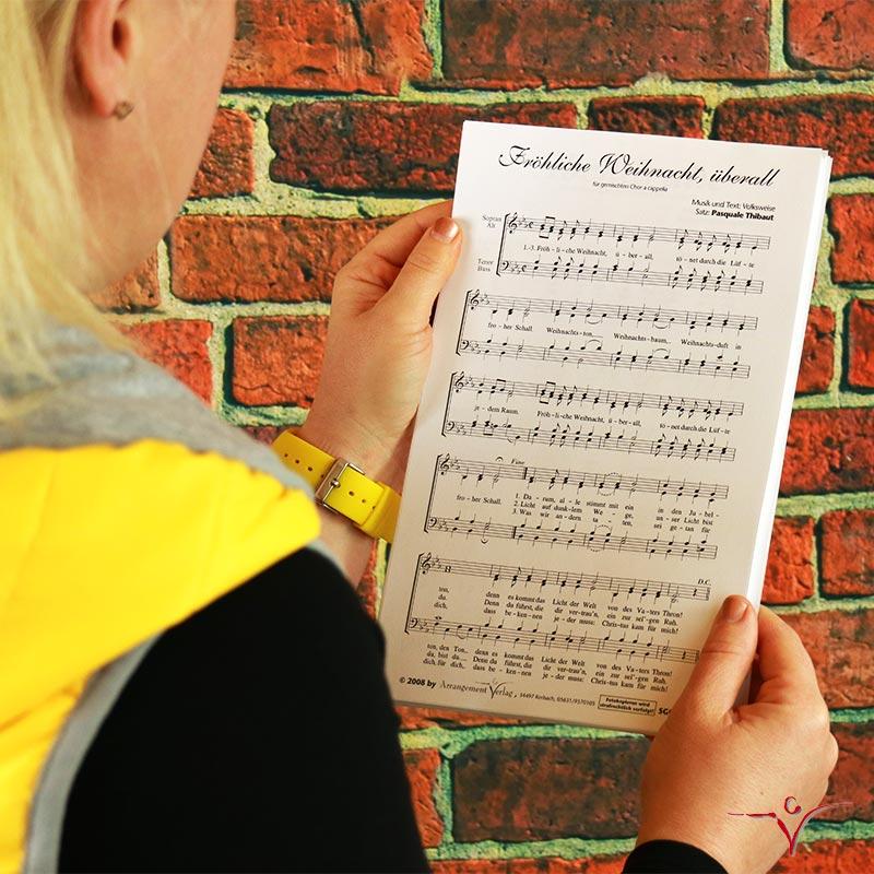 Chornoten: Fröhliche Weihnacht, überall