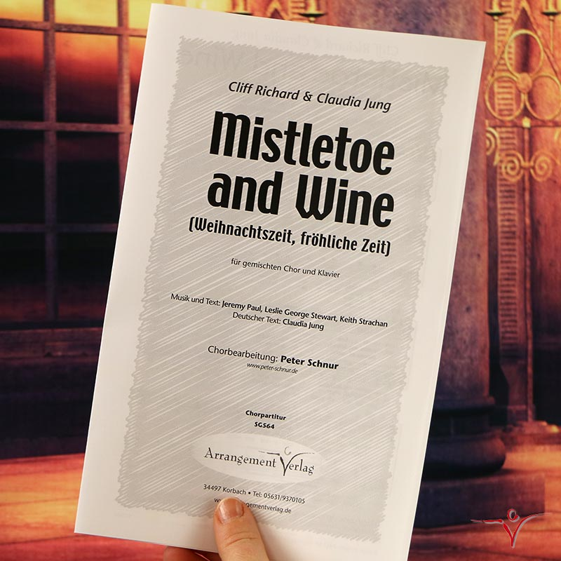 Chornoten: Mistletoe and Wine (vierstimmig)