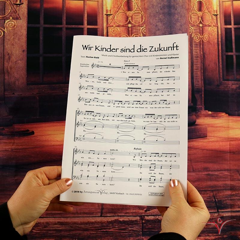Chornoten: Wir Kinder sind die Zukunft