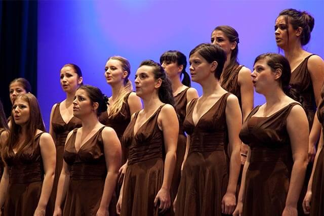 Chornoten für Frauenchor