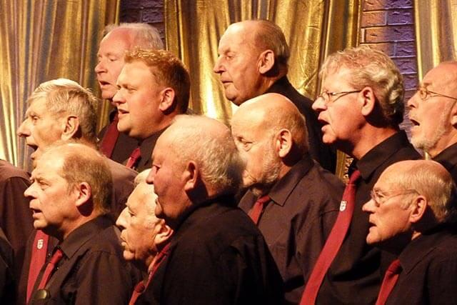 Chornoten für Männerchor